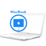 Ремонт Ремонт iMac и MacBook MacBook 2006-2010 Замена верхней крышки MacBook