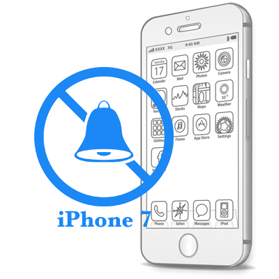 iPhone 7 - Замена кнопки беззвучного режима