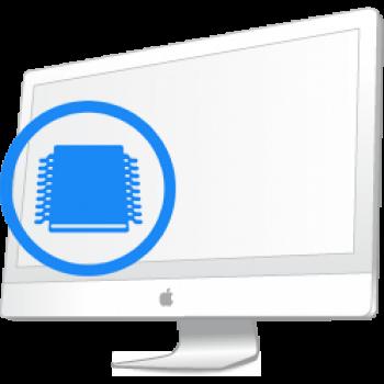 "Ремонт Ремонт iMac и MacBook iMac 21.5"" (A1311) и 27"" (A1312) 2009-2011 Замена видеокарты на iMac A1311 A1312"