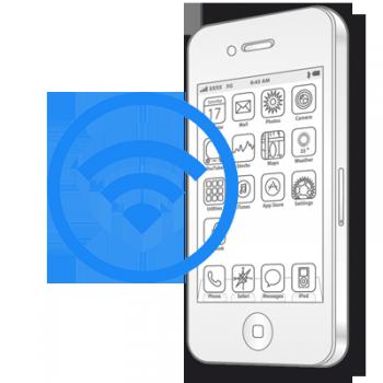 Замена Wi-Fi антенны iPhone 4