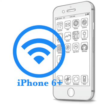 6 Plus iPhone - Восстановление Wi-Fi модуля