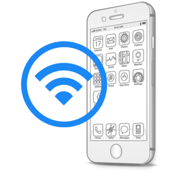 Замена Wi-Fi антенны iPhone 6S