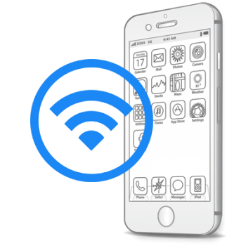 Замена Wi-Fi антенны iPhone 7