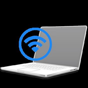 Замена wi-fi модуля на MacBook Pro Retina