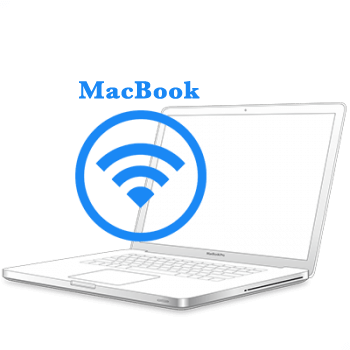 MacBook - Замена wi-fi модуляMacBook