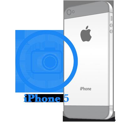 iPhone 5- Замена задней (основной) камеры