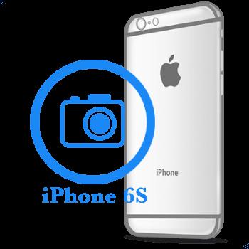 Ремонт iPhone 6S Замена задней (основной) камеры