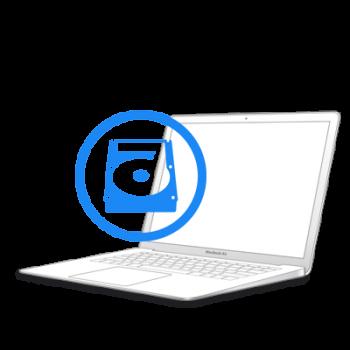 Замена SSD или жесткого диска на MacBook Air