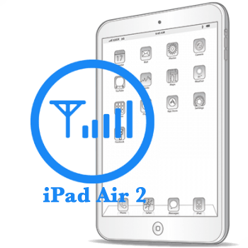 iPad Air 2 Замена 3g антени