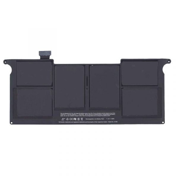 Батарея (аккумулятор) Apple A1406 для MacBook Air 11ᐥ 2011-2012 (A1370, A1465)