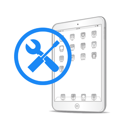 "Рихтовка корпуса на iPad Pro 10.5"""
