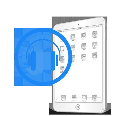 Замена разъёма для наушников (аудиоджека) iPad Pro 10.5''