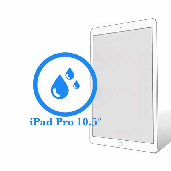 iPad Pro - Чистка 10.5ᐥ после попадания влаги