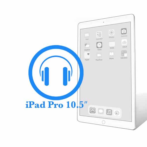 iPad Pro - Заміна роз'єму для навушників (аудіоджека) 10.5ᐥ