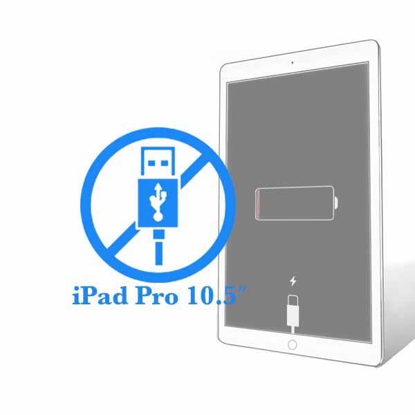 iPad Pro - Ремонт разъёма синхронизации (зарядки) 10.5ᐥ