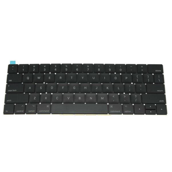 Клавиатура для MacBook Retina 12ᐥ 2015-2017 A1534 Американская/Европейская