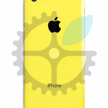 Корпус для iPhone 5c (Yellow)