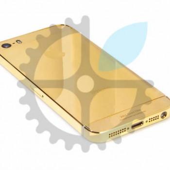 Корпус, задняя панель для iPhone SE (Gold)