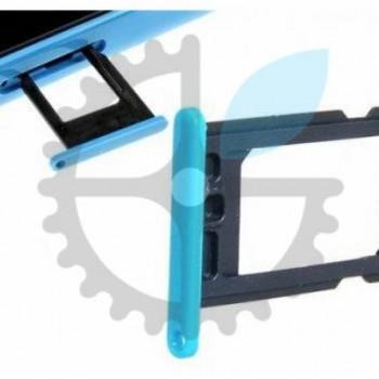 Лоток для SIM-карти iPhone 5c (Blue)