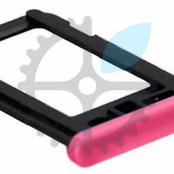 Лоток для SIM-карти iPhone 5c (Pink)