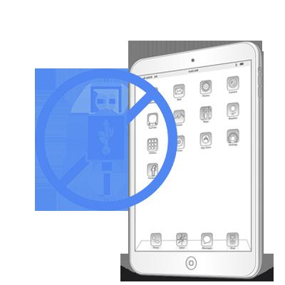 Ремонт разъёма синхронизации (зарядки) iPad Pro 10.5''
