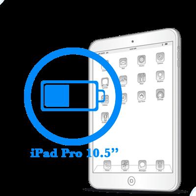 iPad Pro - Замена батареи (аккумулятора) 10.5ᐥ