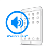 Замена полифонического динамика (buzzer) iPad Pro 10.5ᐥ