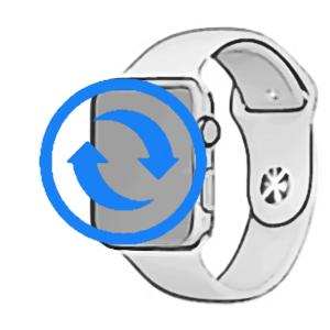 Замена стекла applewatch 2