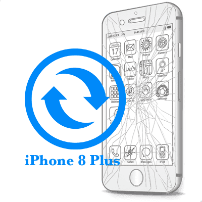 iPhone 8 Plus - Заміна скла (тачскрину)