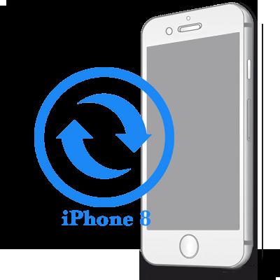 Замена экрана (дисплея) iPhone 8 оригинал