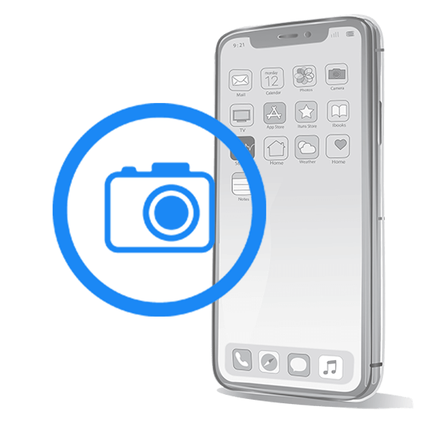 iPhone X - Замена фронтальной камеры