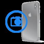 iPhone X- Замена задней камеры