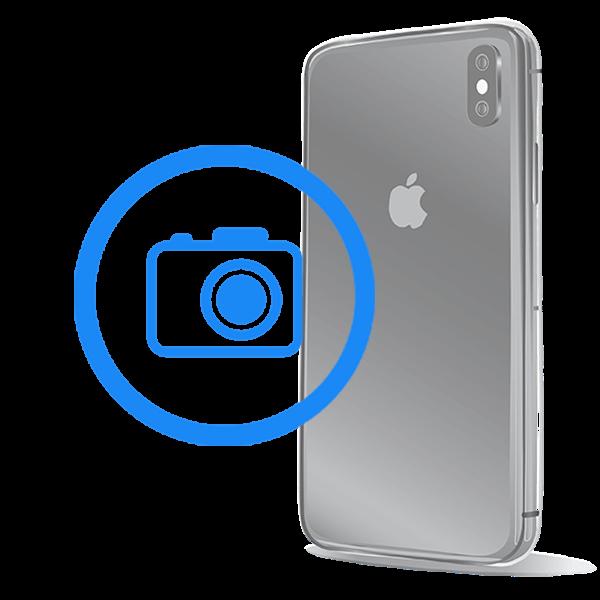 iPhone X- Замена задней (основной) камеры