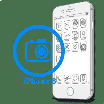 iPhone 8- Замена фронтальной камеры