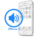 iPhone 8- Замена полифонического динамика