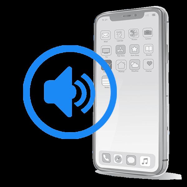 iPhone X - Замена полифонического динамика