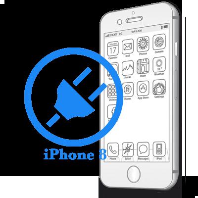 iPhone 8 - Заміна роз'єму (гнізда) зарядки-синхронізації