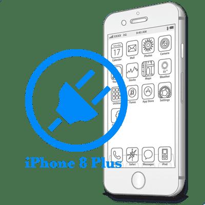 Ремонт iPhone 8 Plus Замена разъёма зарядки-синхронизации