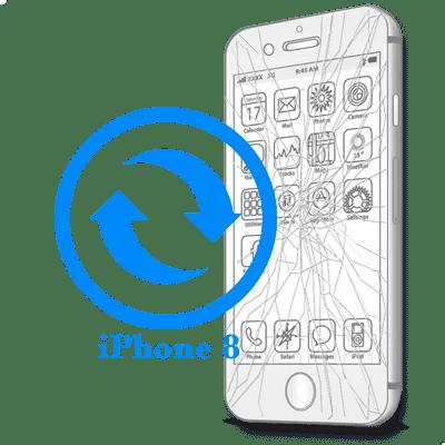 Замена стекла (тачскрина) iPhone 8