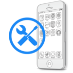 iPhone SE - Ребол флеш памяти