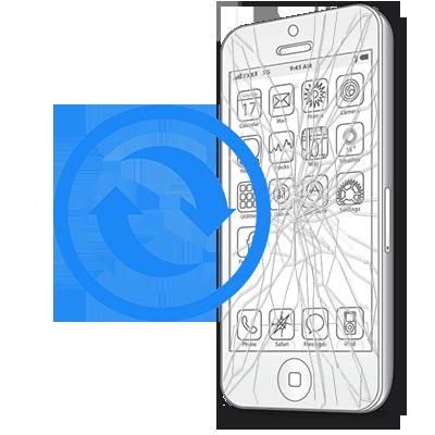 Ремонт iPhone SE Заміна скла (тачскрину)