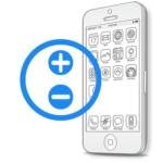 iPhone SE - Ремонт кнопок гучності