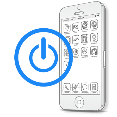 Ремонт iPhone SE Відновлення-заміна кнопки Power (включения, блокування)