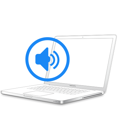 Замена динамика на MacBook Pro 2016