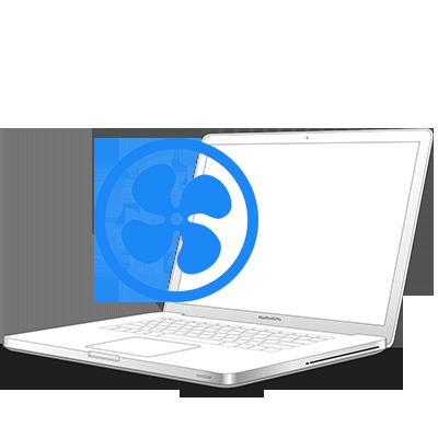 Замена кулера на MacBook Pro 2016