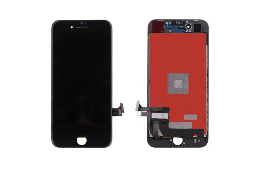 Дисплей, екран в зборі з сенсорним склом (тачскрін) для iPhone 8