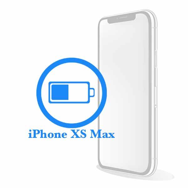 iPhone XS Max - Замена батареи (аккумулятора)