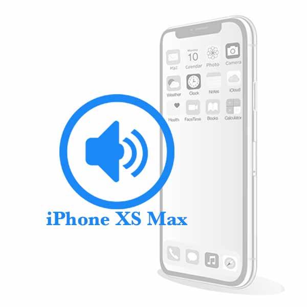 iPhone XS Max - Замена полифонического динамика