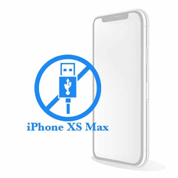 iPhone XS Max - Замена разъёма (гнезда) зарядки и синхронизации