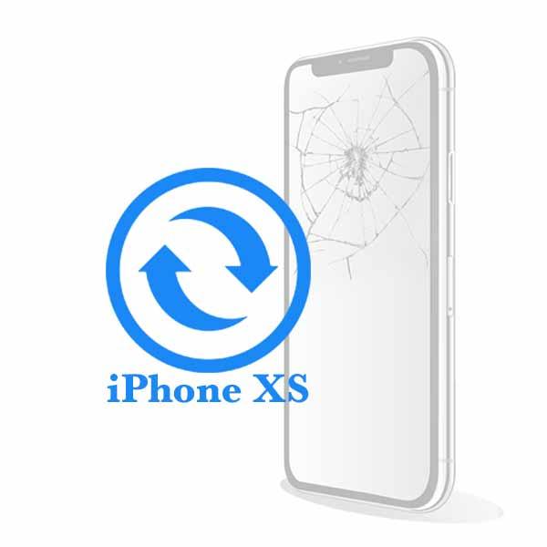 iPhone XS - Замена экрана (дисплея) оригинал